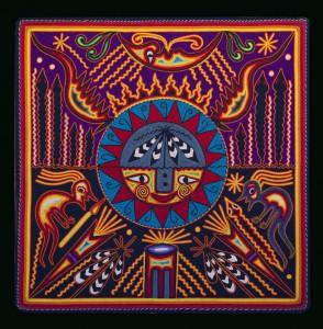 La fête du tambour Manuela de La Rosa 2007 60×60