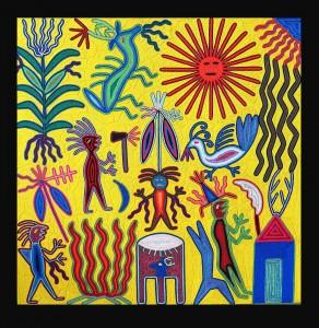 La fête du tambour